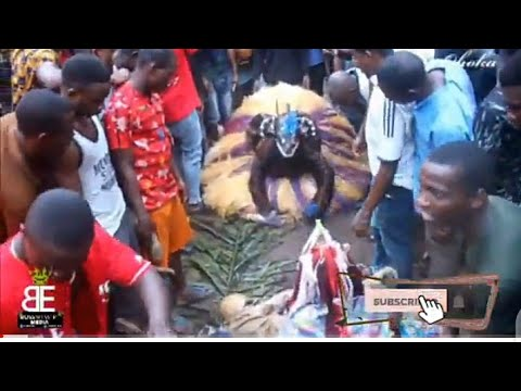 Download Ejioku Challenging Ejioku 💪☃️ (Check out what happened between the two masquerades🐙)