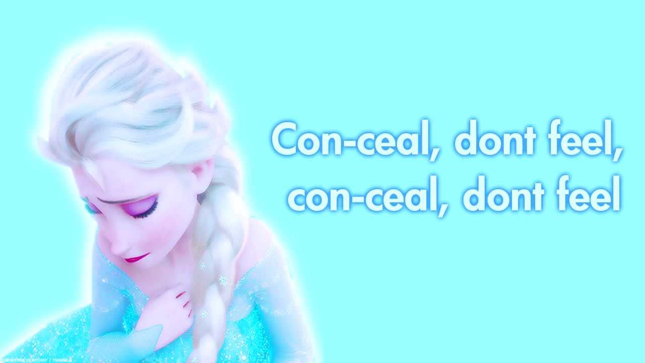 image about Do You Want to Build a Snowman Printable identified as Of Class I wanna Establish a Snowman Lyrics
