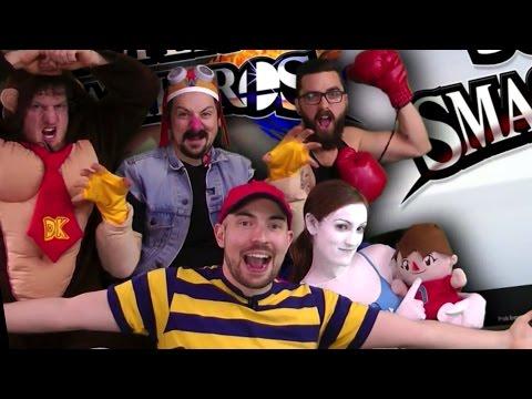 Super Smash Bros AWESOME!
