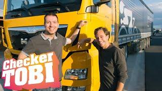 Der Autobahn-Check | Reportage für Kinder| Checker Tobi