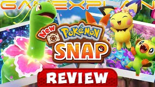 Is New Pokemon Snap Better than the N64 Original? - REVIEW (Video Game Video Review)