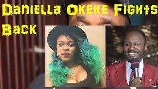 Daniella okeke denies having an affair with apostle suleman