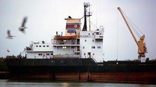 Norcorea exige a México liberar buque retenido en Veracruz