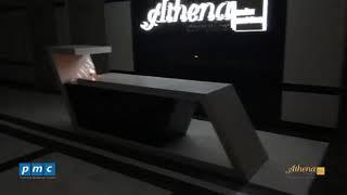 Hưởng ứng giờ trái đất - Athena Complex