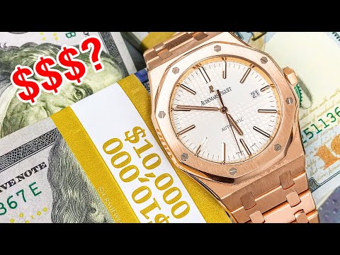 Should You Pay Over Retail for Luxury Watches?