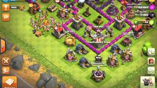 Clash Of Clans Join Now!!✌ Youtuberz Clan .