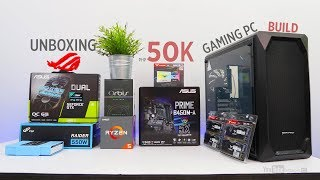 VLOG: UNBOXING - P50k Ryzen Gaming PC ft. ASUS GTX 1660 Ti DUAL OC [Ph]