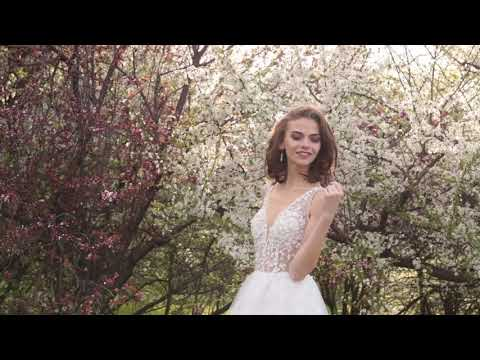 Wedding Dress. The newest collection of 2020. Elsa WDl-127