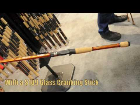 TackleTour Video - New Products at the International Sportsmens Expo, San Mateo and Sacramento