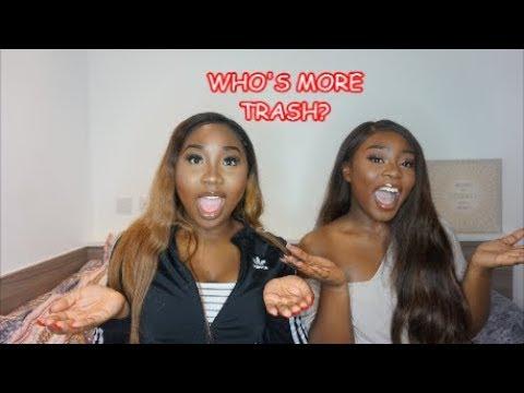WHO'S MORE TRASH MEN OR WOMEN? | GOSSIP GIRLS EP.2