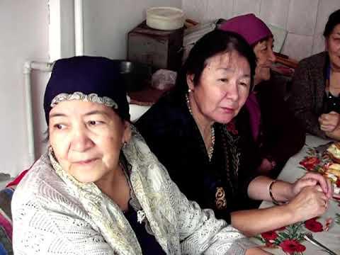 Чунджа. Уйгурки подружки.видео Саитова Зайнидина.