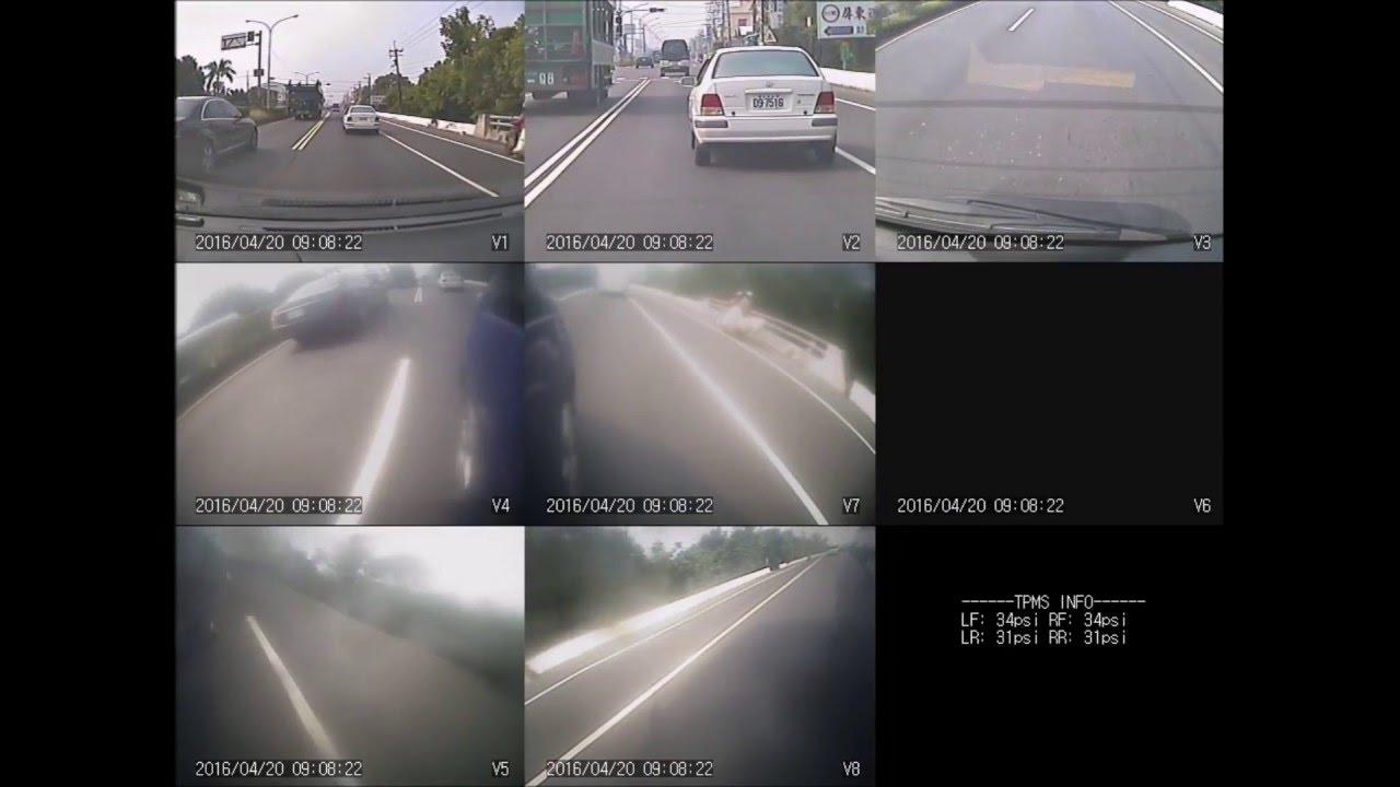 1050420屏東縣九如路一段靠近玉水路機車事故 - YouTube