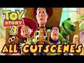 Disney's Toy Story 3 All Cutscenes | Full Game Movie (PS2, PSP)