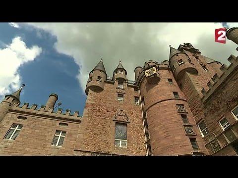 Les fantômes de Glamis Castle !