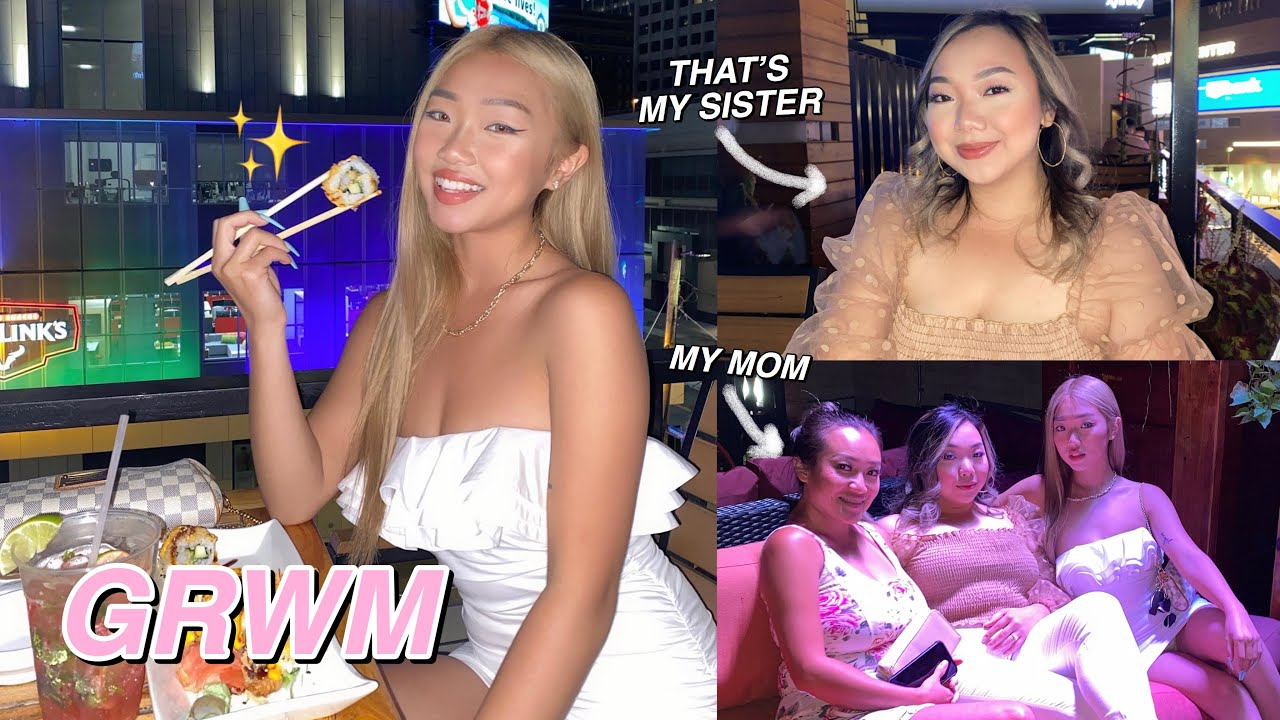 GET READY WITH ME: My Sister's 25th Birthday! *SO MUCH FUN*