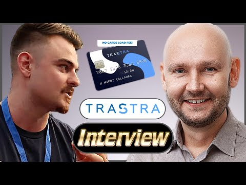 Crypto Debit Card (TRASTRA) Interview - Best Bitcoin Credit/Debit Card For Europe? - (2020)
