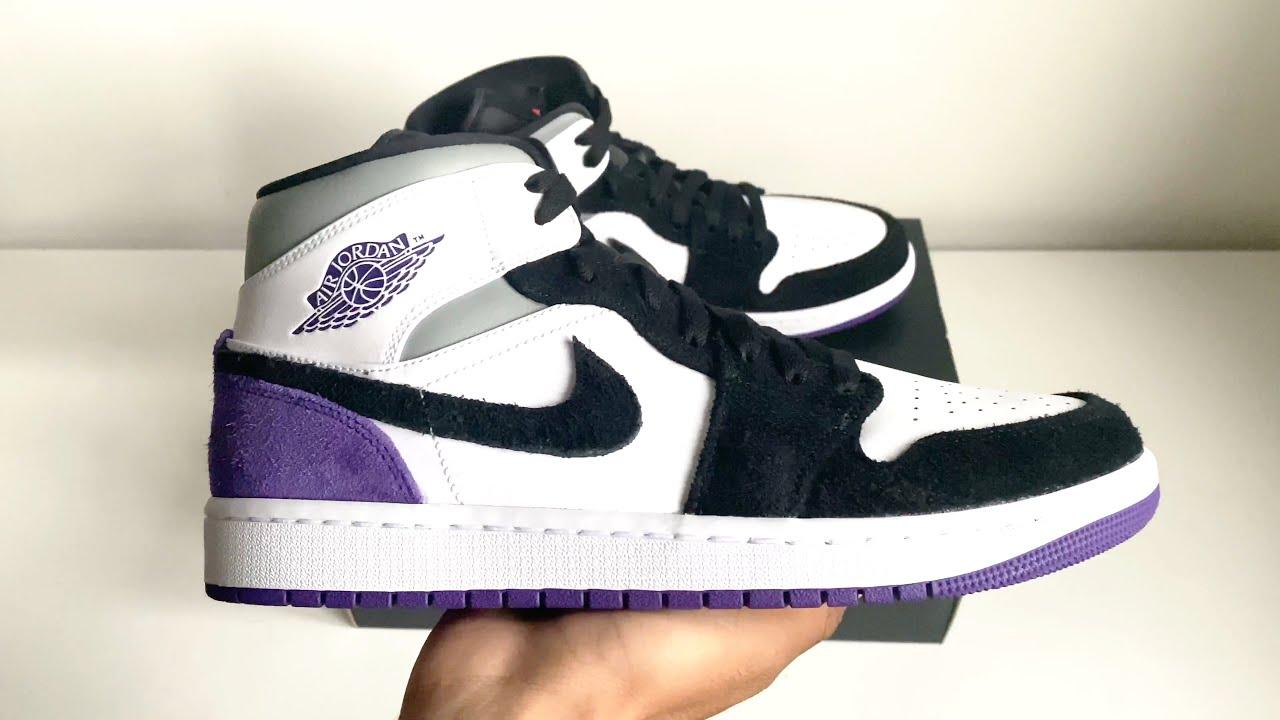 The Nike Jordan 1 Mid