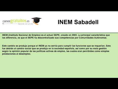 Inem Sabadell Sepe