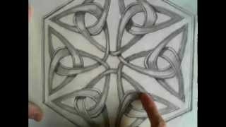 Celtic Design 21 (some trefoil examples)