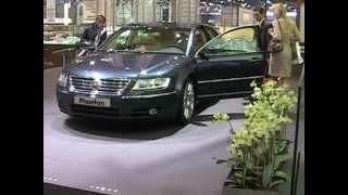 Salon auto Genève 2003