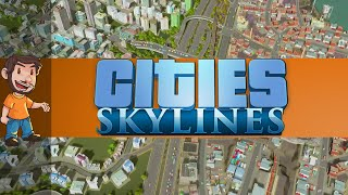 lets play cities skylines introduction part 0