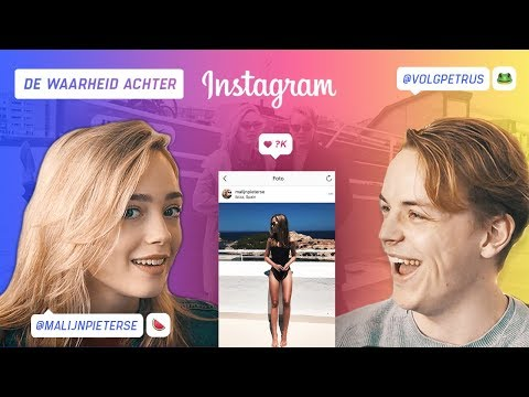 #1 De waarheid achter instagram (Malijnpieterse)