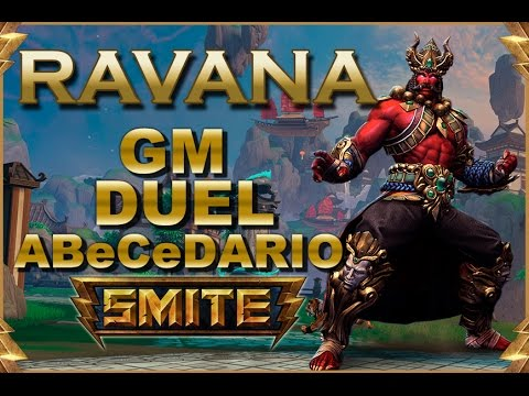SMITE! Ravana, La partida eterna! GM Duel Abecedario #60