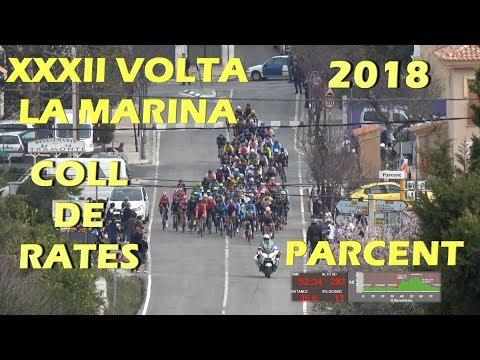 XXXII Volta La Marina Parcent Coll de Rates 4-2-2018 - 4K UHD Ciclismo