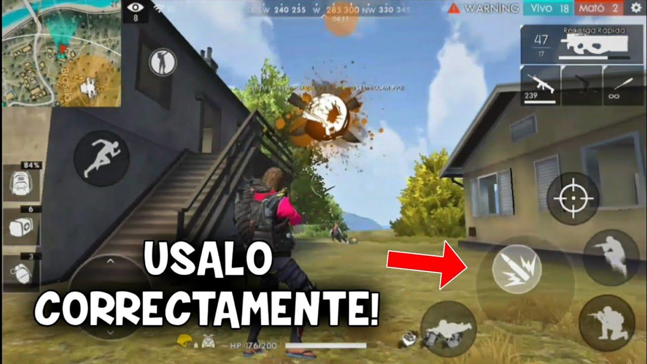 COMO USAR EL BOTON DE DISPARO CORRECTAMENTE! - YouTube