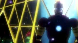 Marvel Anime: Iron Man - Trailer (German)