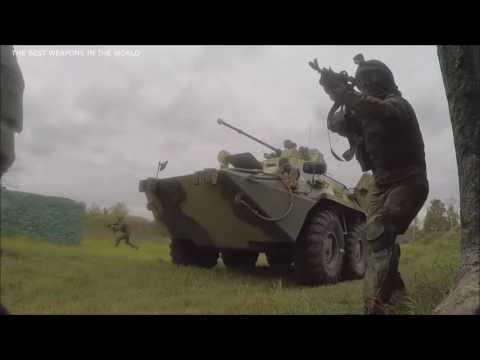The Russian Army Ground Forces