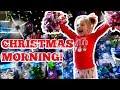 WHAT we GOT for CHRISTMAS 2k18! CHRISTMAS MORNING family VLOG. The TOYTASTIC Sisters. HAUL