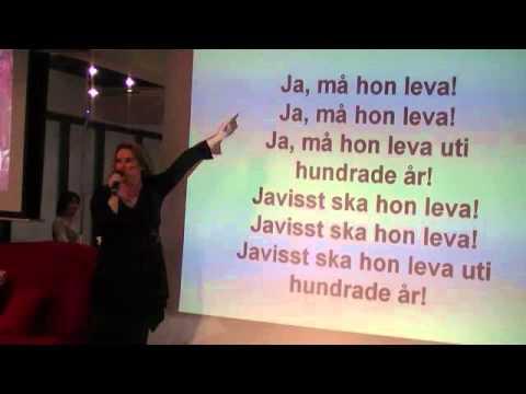 Ja Ma Hon Leva Swedish Birthday Song Youtube