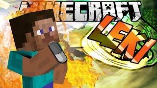Minecraft mody! LEKI MEDYCYNA | MEDICINE MOD
