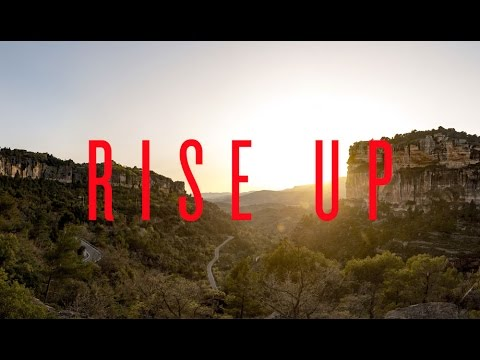 Rise Up - Climbing & running to the heights - German version