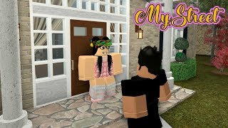 MYSTREET IN ROBLOX Episode 4 MY MOST EMBARRASSING DAY YET.. ROLE PLAY STORY | KID GAMING CHANNEL