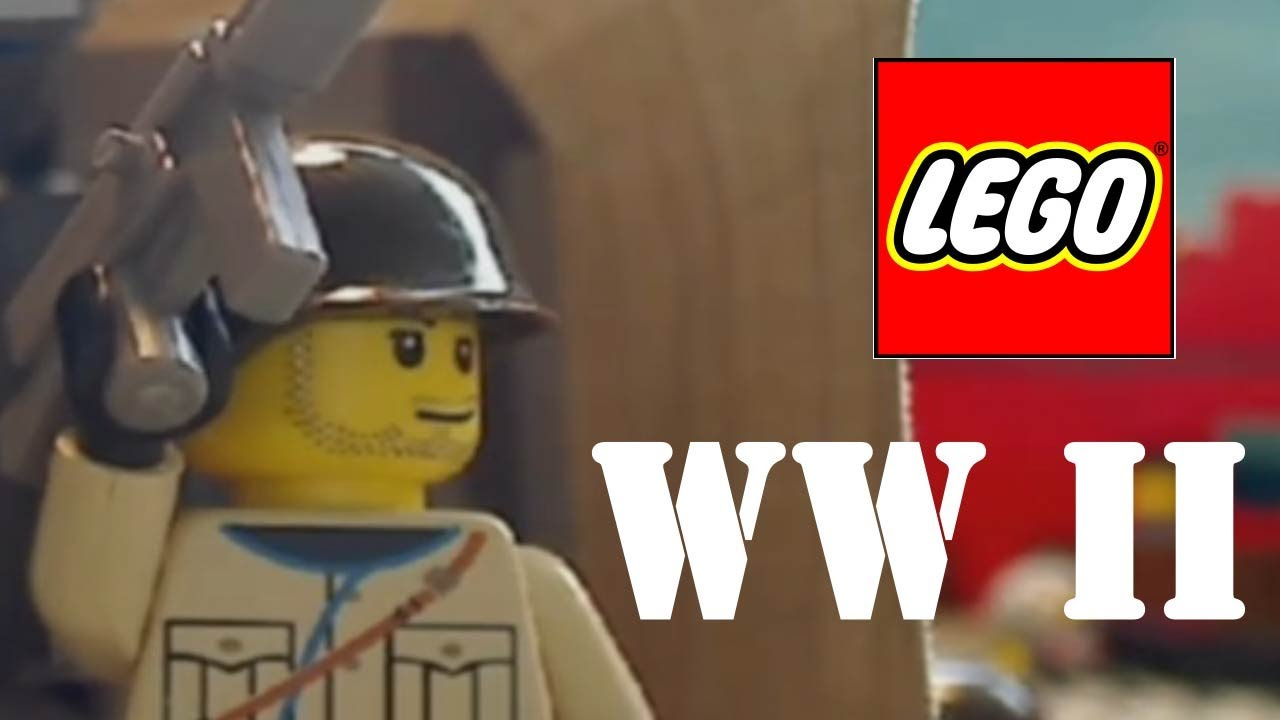 Lego world war 2 north africa battle youtube sciox Image collections