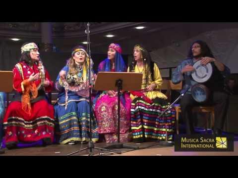 Maryam Akhondy und Banu (Deutschland/Iran): Koda Haminjast,  MUSICA SACRA INTERNATIONAL 2016 