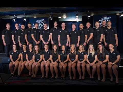Olympic Sevens Rugby squads announced