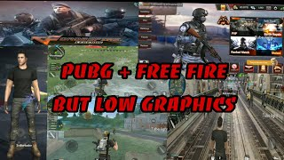 Tencent CROSS FIRE LEGEND for low graphics mobile best game | TRICKY TAMIZHA |