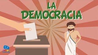 La democracia | Vídeos educativos para niños