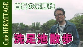 自慢の景勝地「洗足池」散歩してきました! - Senzoku pond