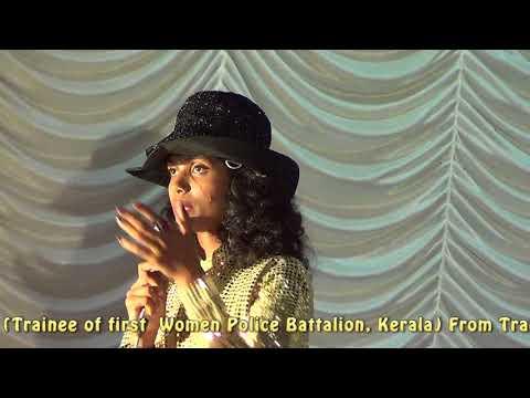 kerala police academy magic show  on 1 02 2018