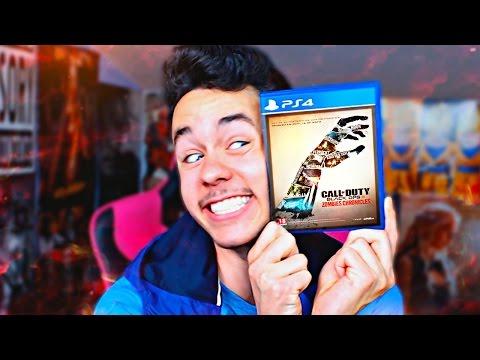 "YA HA SALIDO EL 5º DLC ""ZOMBIES CHRONICLES""!!! - TheGrefg"
