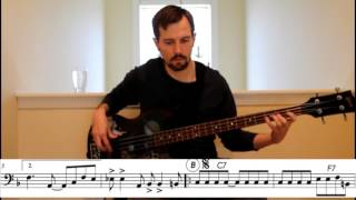 James Jamerson - Roadrunner (Jr. Walker) - Bass Only