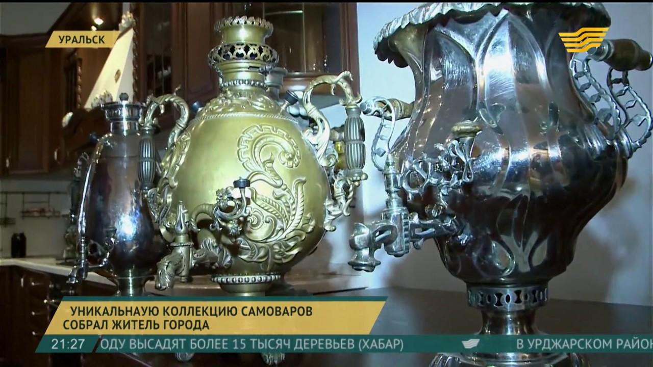 Самовар антикварный в форме вазы расчеканенной ложками купить в .