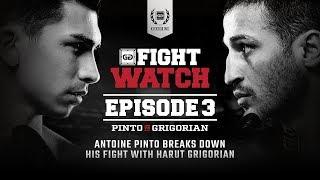 Antoine Pinto vs. Harut Grigorian (GLORY 44) | Fight Watch