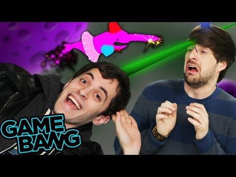 WE ARE HORNY WHALES (Game Bang)
