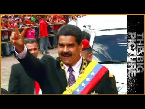 From riches to rags: Venezuela's economic crisis | The Big Picture