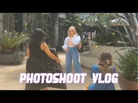 Download photoshoot vlog | Nawal Sari